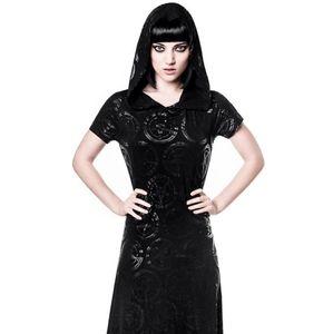 Killstar Baphomet Maxi Dress